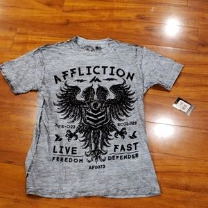 New Affliction sz medium